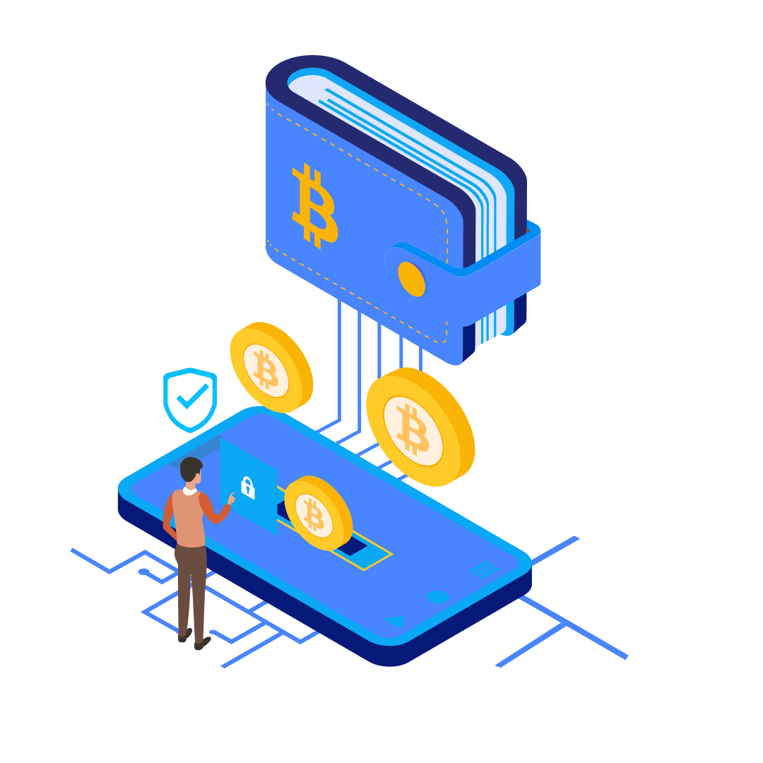Paying with crypto